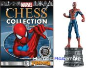 Marvel Chess Collection #01 Spider-man Eaglemoss Publications